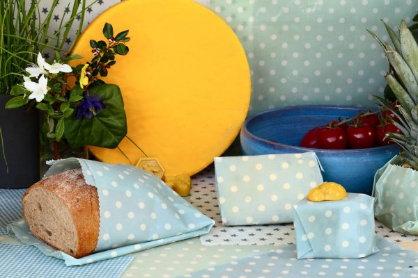 Beeswax wraps Uses